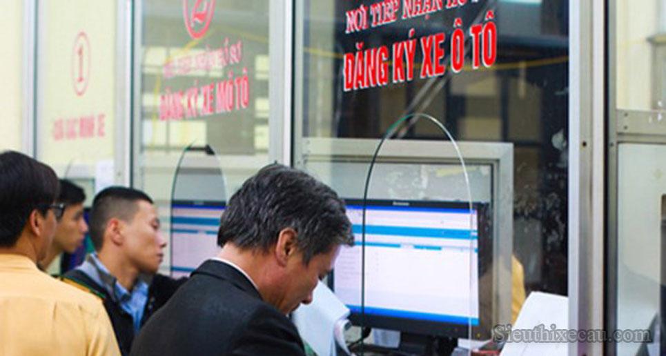 tư vấn đăng ký đăng kiểm xe